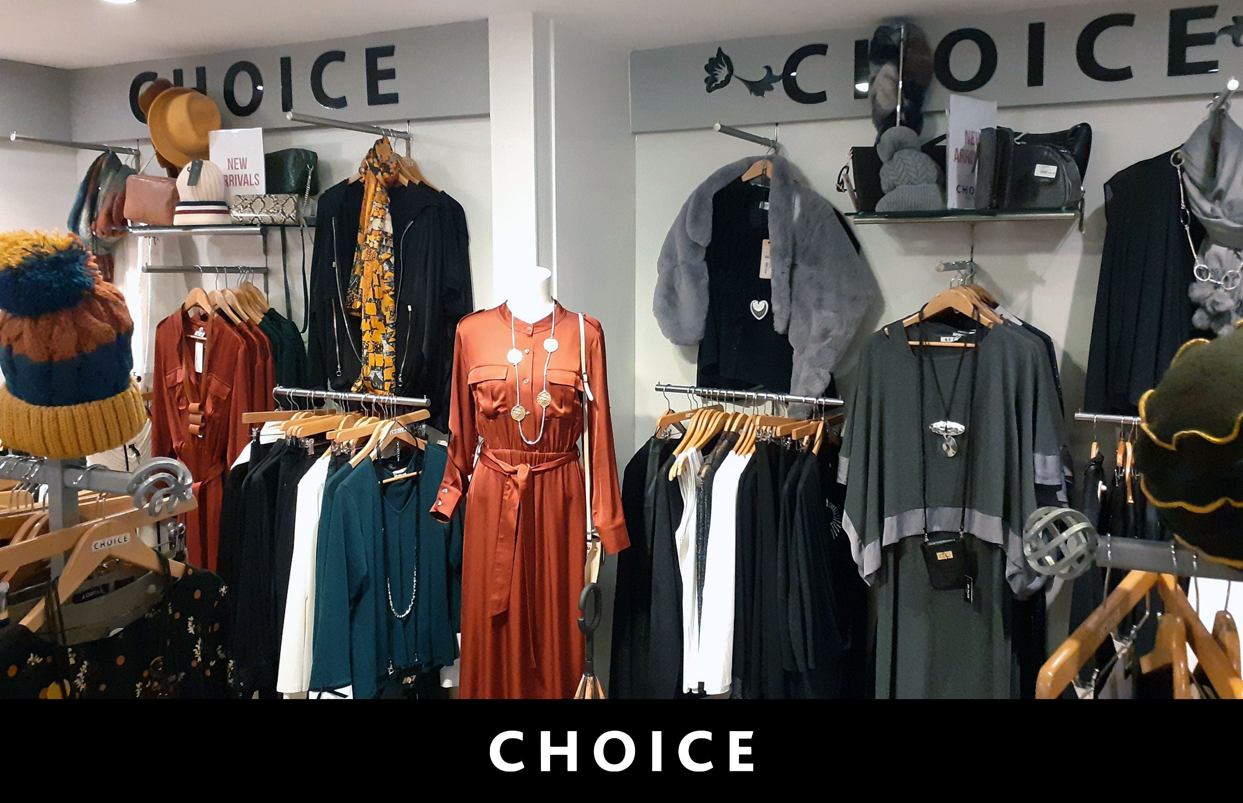 Choice  Boutique Kilkenny
