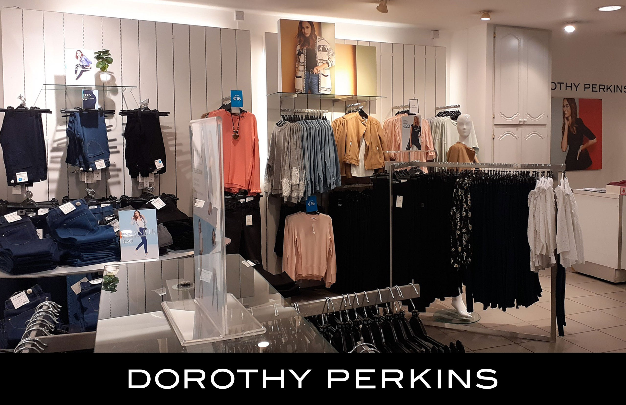 Dorothy Perkins at Goods