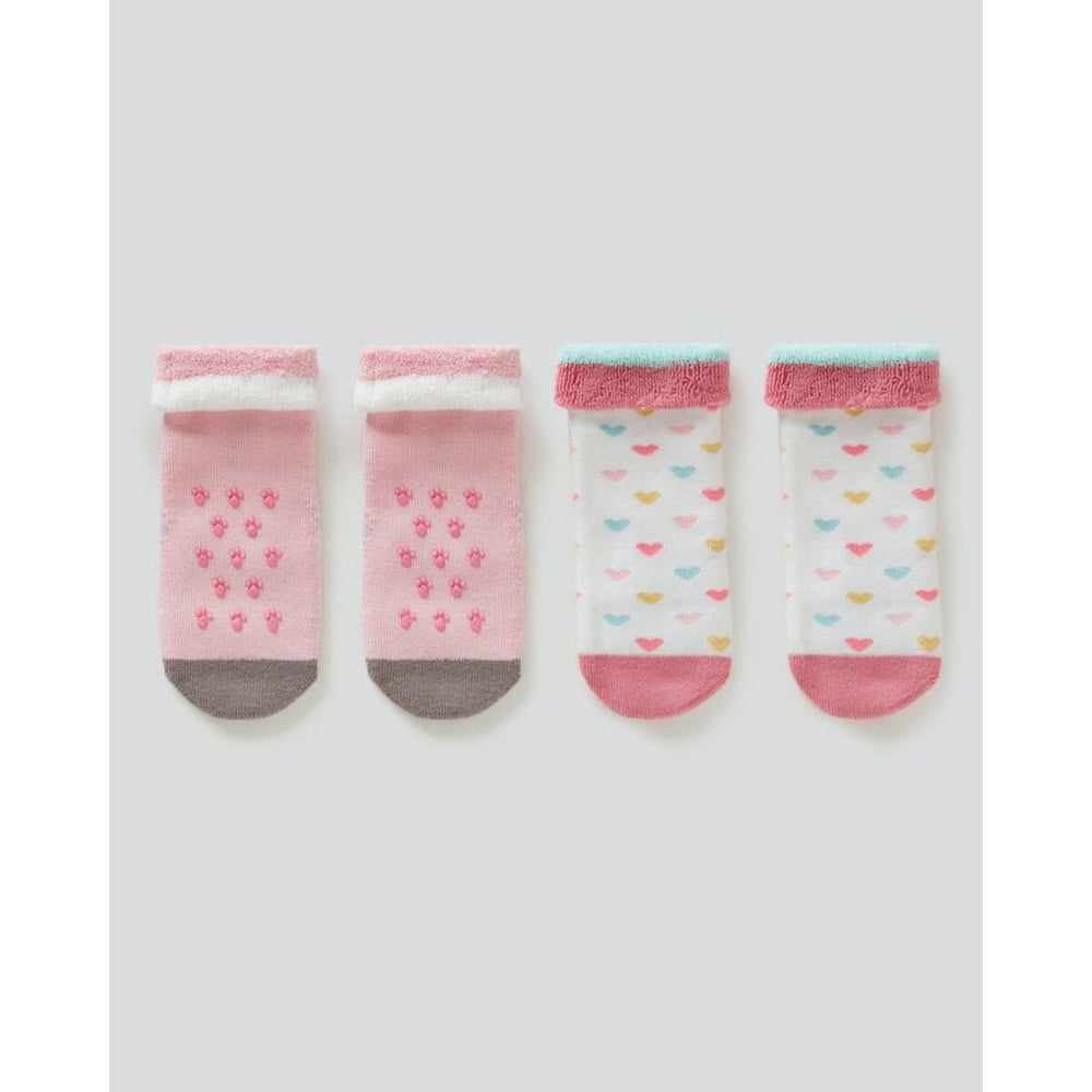 Benetton Terry Sock Set