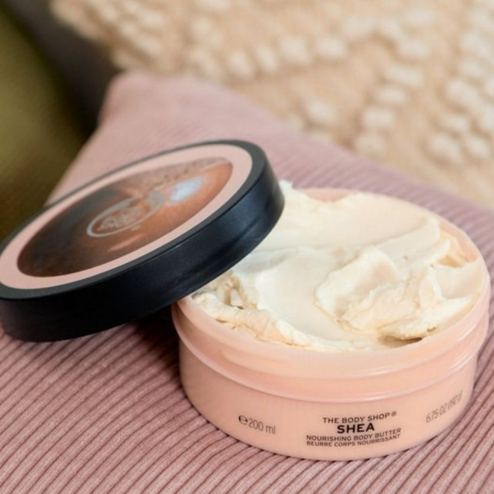 The Body Shop Shea Nourishing Body Butter