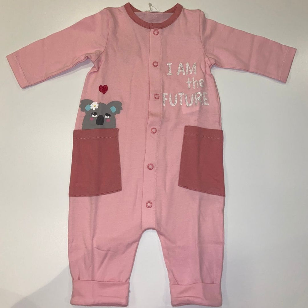 Benetton Romper in Organic Cotton