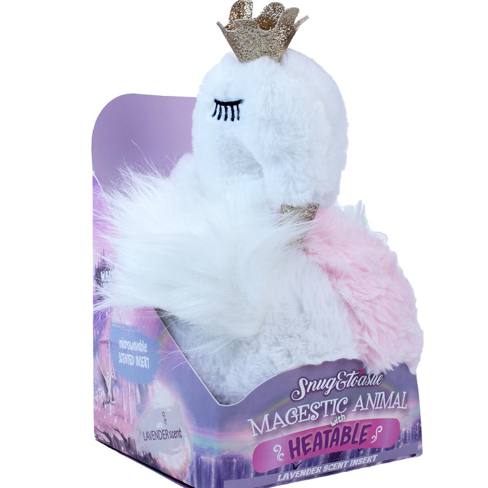 Snugtastic Swan with Heatable Insert