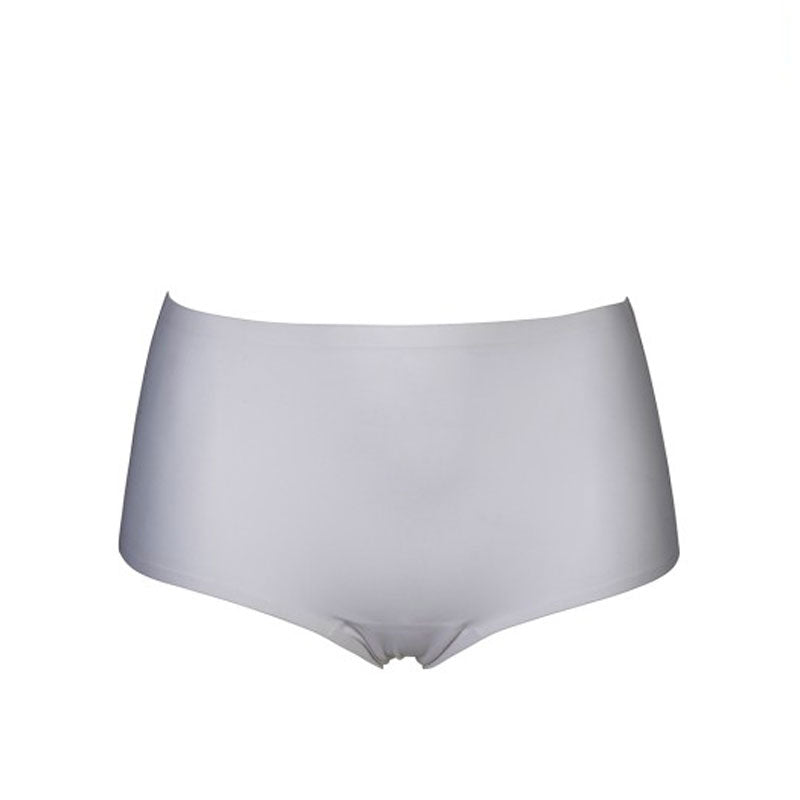 2 Pack 'Unlimited' One Size High Waist Brief- White
