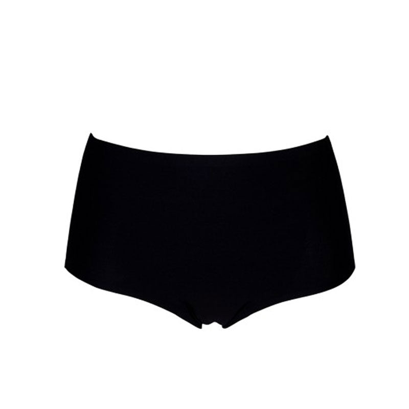 2 Pack 'Unlimited' One Size High Waist Brief- Black