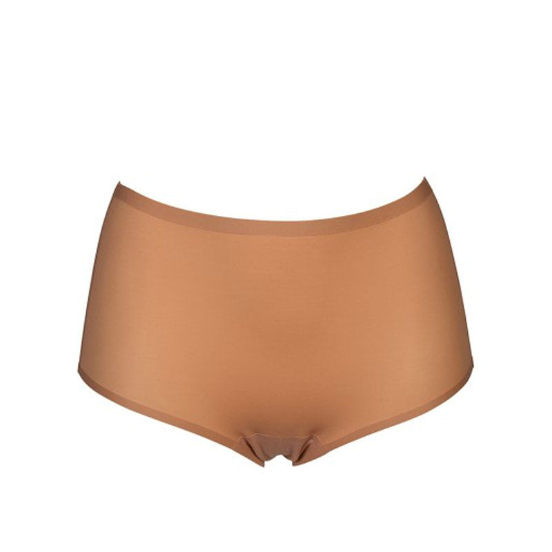2 Pack 'Unlimited' One Size High Waist Brief- Skin