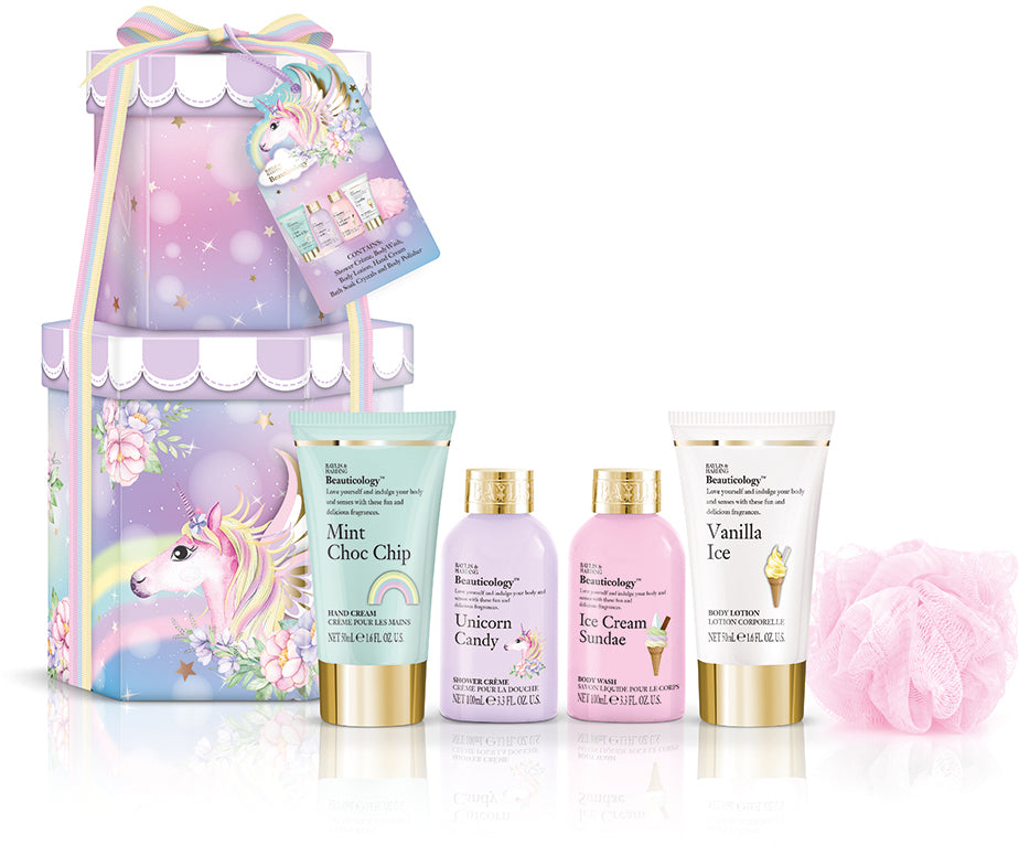 Baylis & Harding Beauticology Unicorn Mini Stack Gift Set
