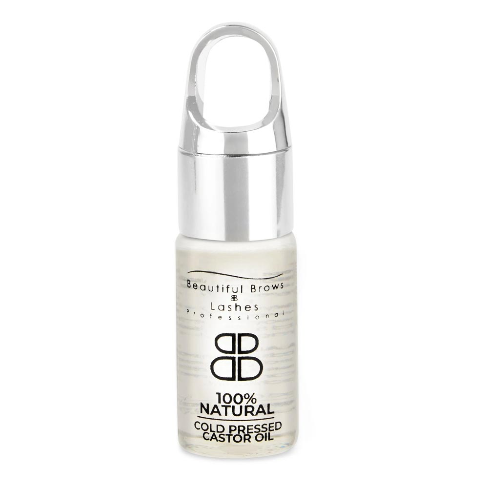 Brow and Lash Rehab - 100% Natural Cold Pressed Castor Oil