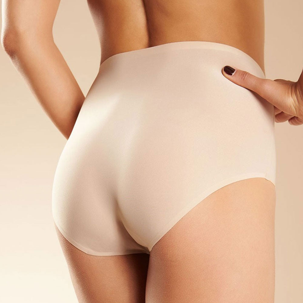 One Size Soft Stretch High Waist Brief - Good's. Kilkenny's leading ladies fashion store.