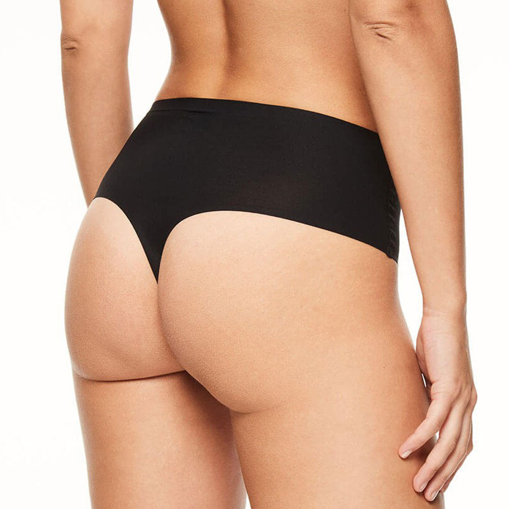 One Size Soft Stretch Hi Waist Thong - Good's. Kilkenny's leading ladies fashion store.