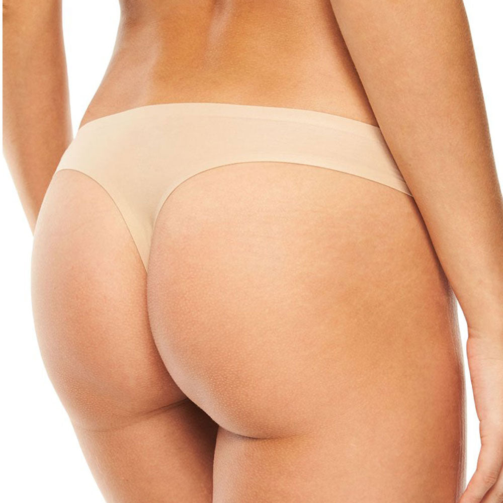 One Size Soft Stretch Thong Brief - Good's. Kilkenny's leading ladies fashion store.
