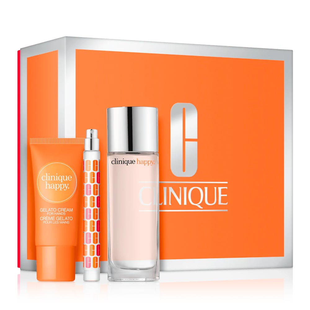 Clinique Wear It & Be Happy Gift Set