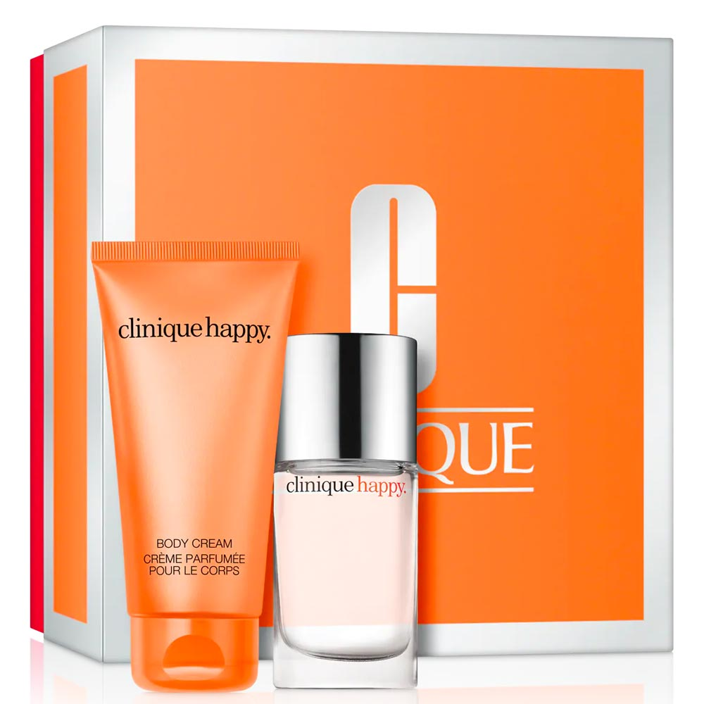 Clinique Have a Little Happy Gift Set