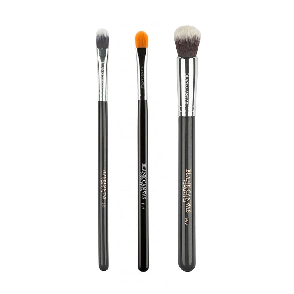 Blank Canvas E89 / F17 / F83 Dimension Series Brush Set