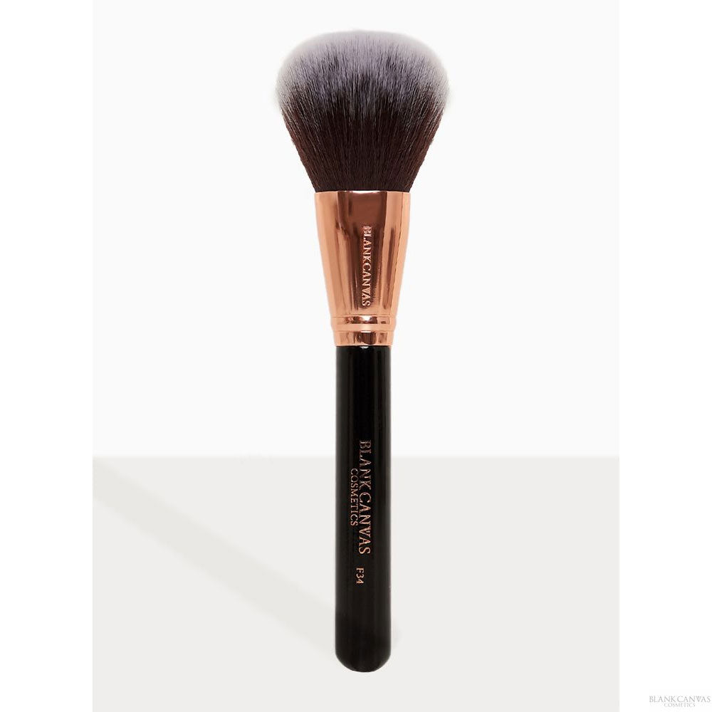 Blank Canvas F34 Large Powder Brush