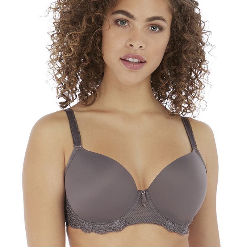 Expression Demi Plunge Moulded Bra