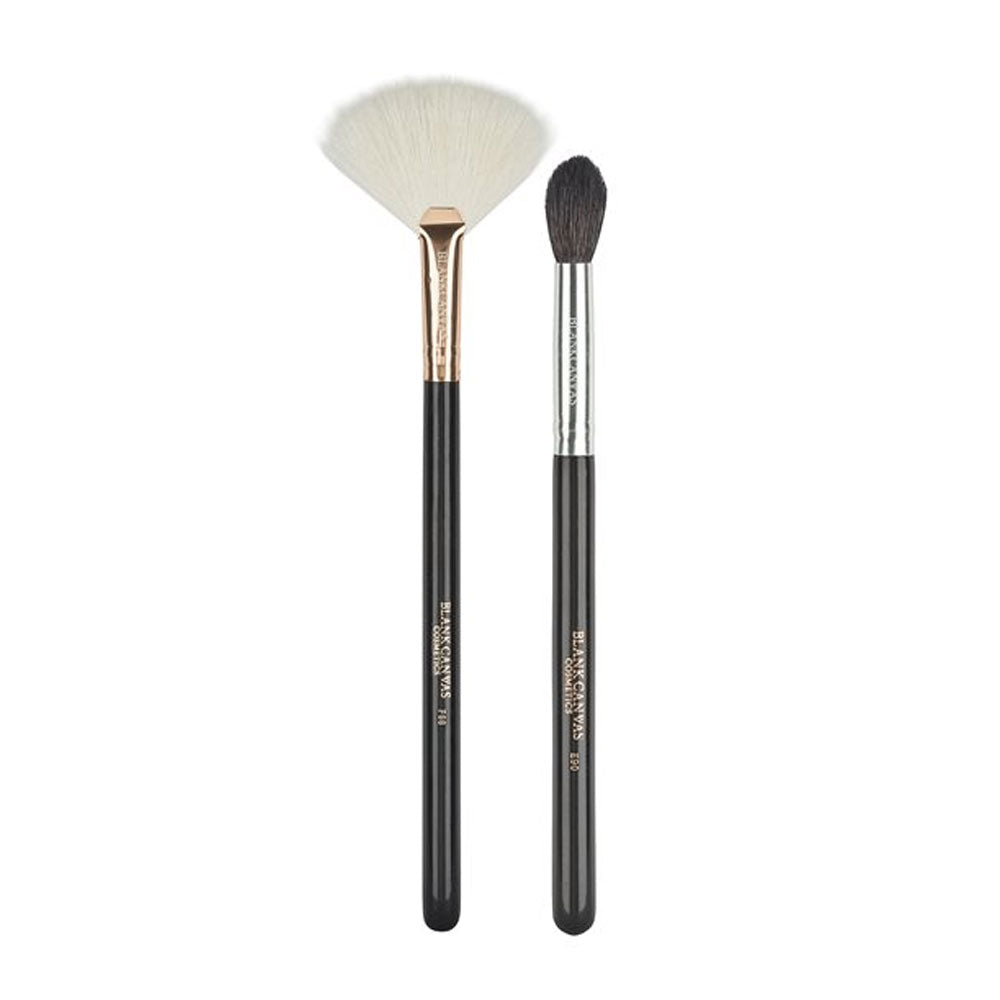 Blank Canvas One Stop Highlight Brush Set