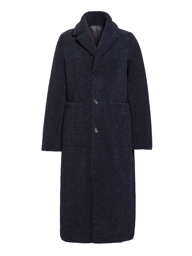 Beaumont Reversible Long Lammy Coat