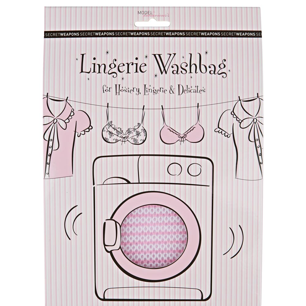 Lingerie Wash Bag from Secret Weapons - Good's. Kilkenny's leading ladies fashion store.