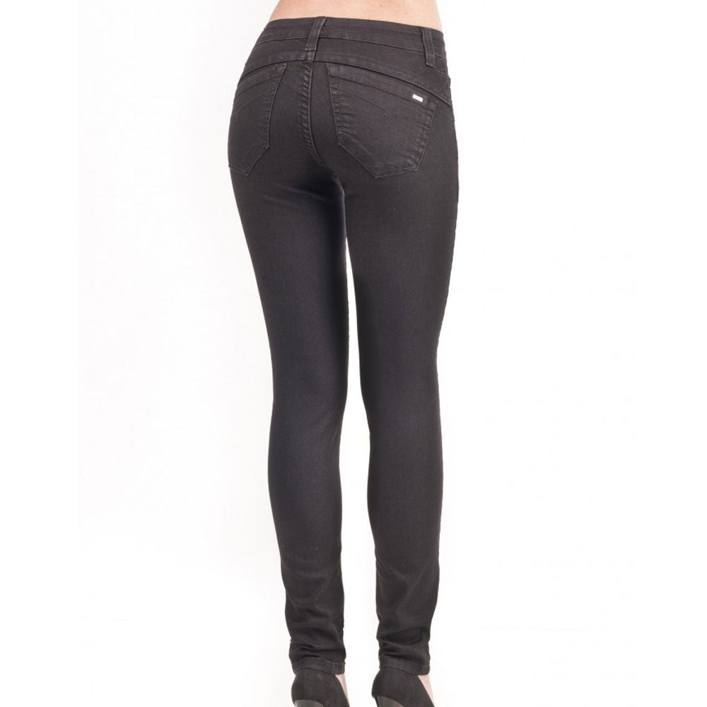 JQ Penelope Black Jeans - Good's. Kilkenny's leading ladies fashion store.