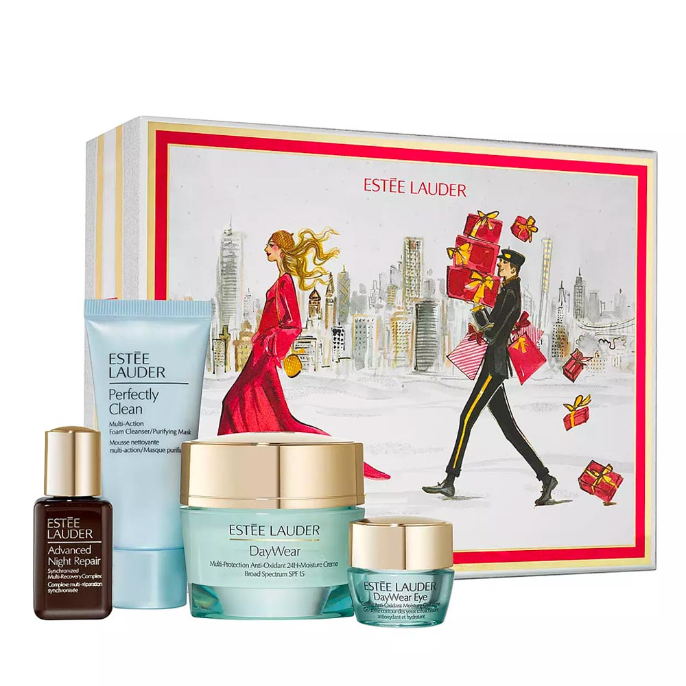 Estée Lauder - Protect + Hydrate' Skincare Collection Gift Set