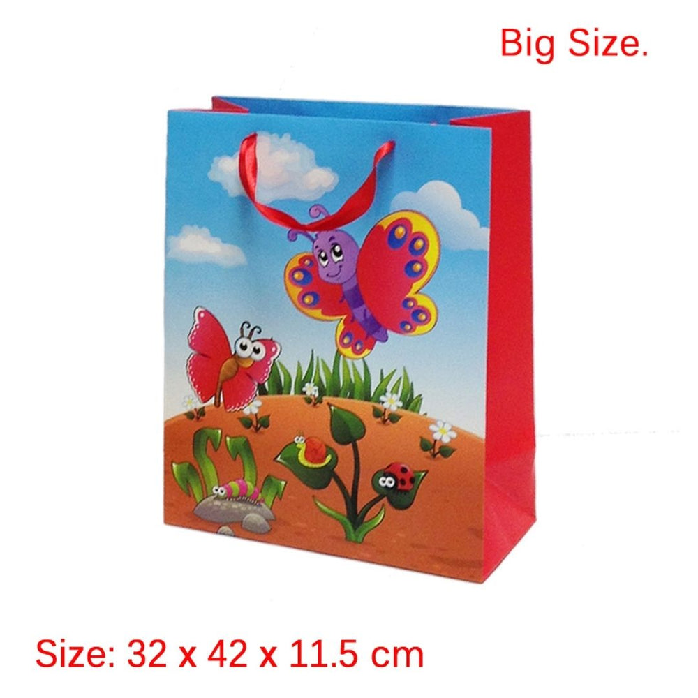BabyBow Large Butterfly Giftbag