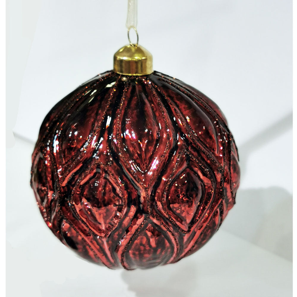 Decoris Red Bauble