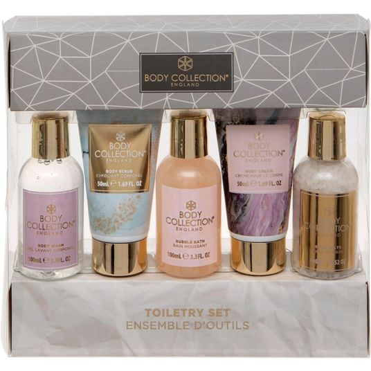 Body Collection Toiletry Gift Set