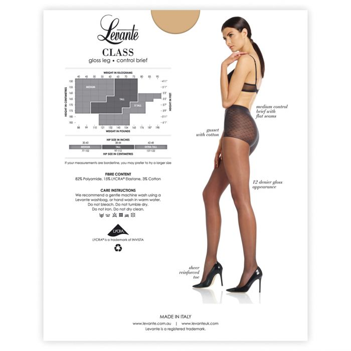 Class Control Tights with Control Brief - Good's. Kilkenny's leading ladies fashion store.