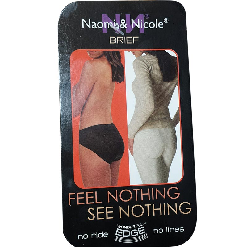 Naomi & Nicole Invisible Brief - Good's. Kilkenny's leading ladies fashion store.