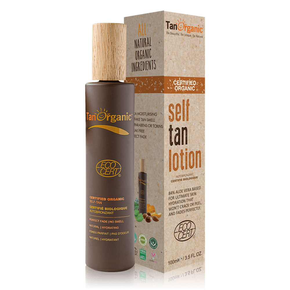 Tan Organic Self Tan Lotion