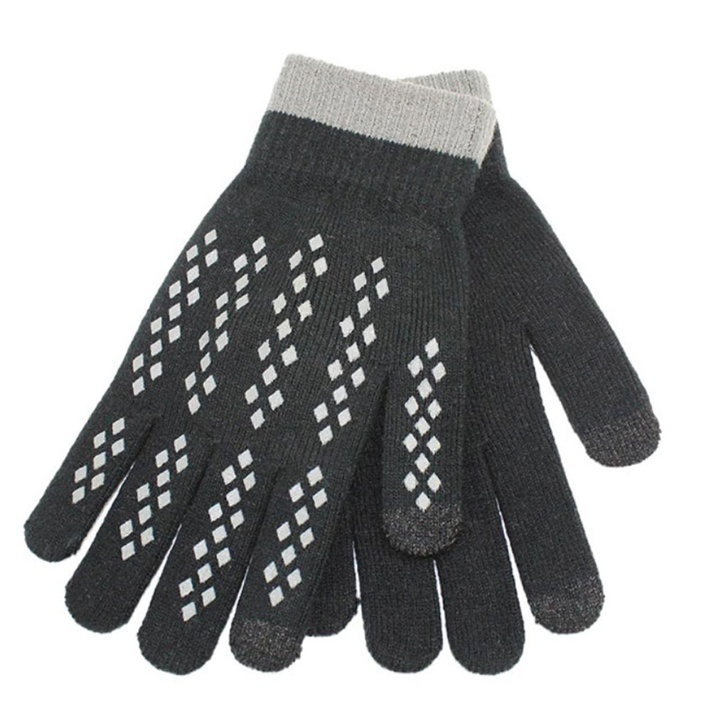 Totes Mens Smartouch Gloves
