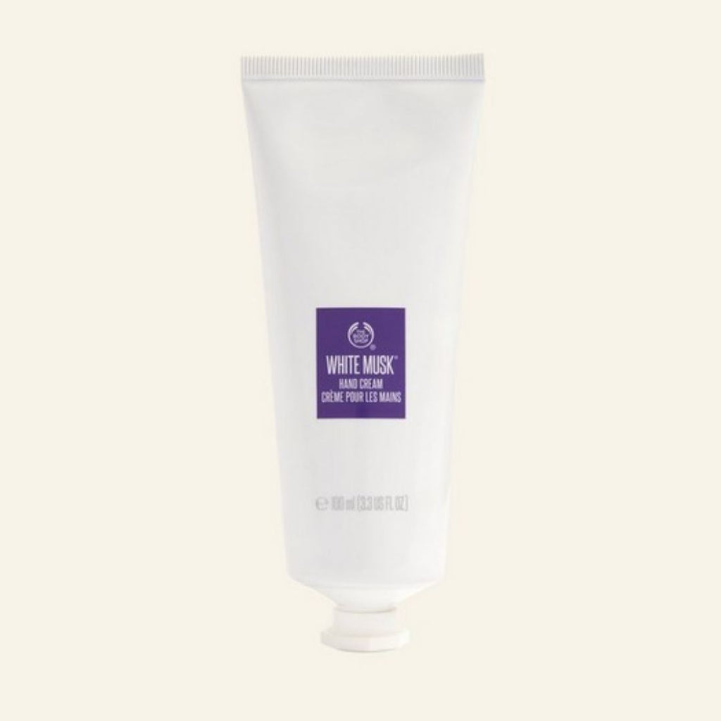 The Body Shop White Musk Hand Cream