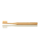 Bamboo Toothbrush - Natural, Soft bristles