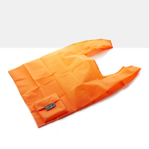 Reusable Shopping Bag (Orange) - Ecotiki