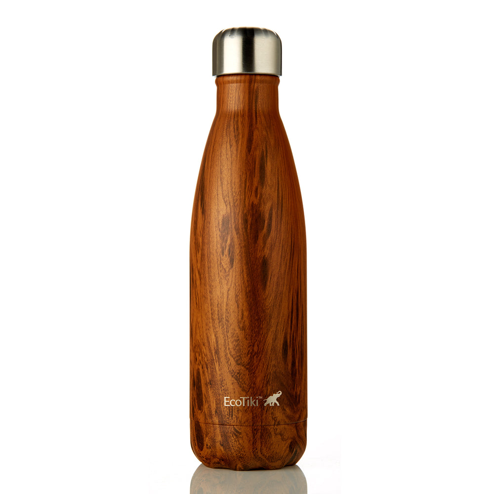 Ecotiki Bottle  (Wood) - Ecotiki