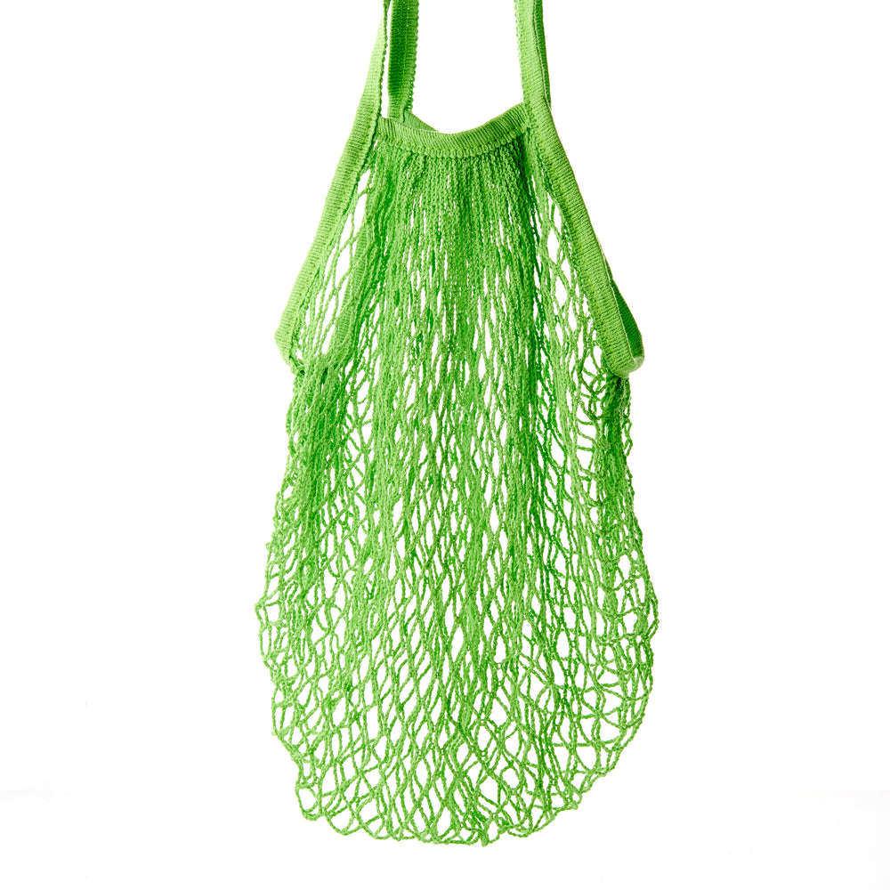 Turtle Net Bag - Green