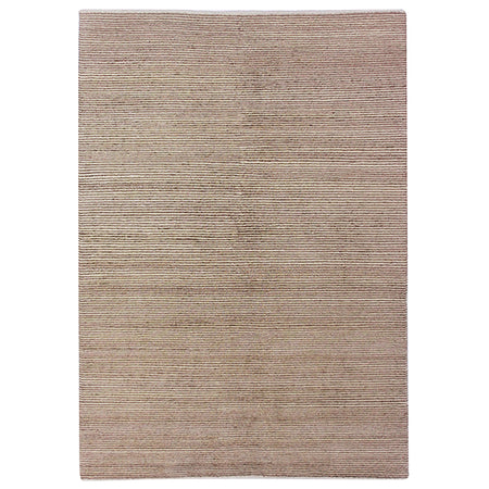 BOHEME RIBBED TAN RUG by CADRYS
