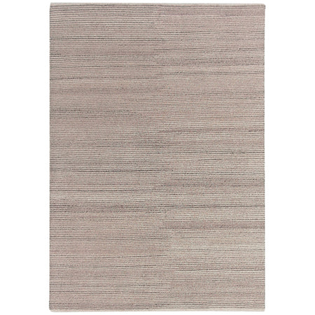 BOHEME RIBBED NATURAL RUG by CADRYS