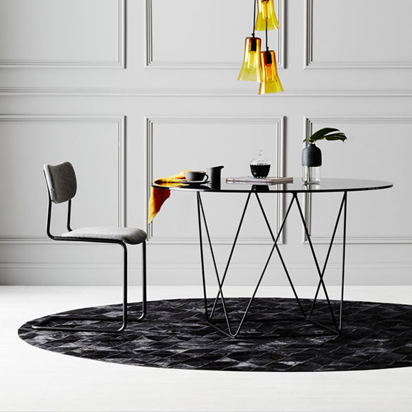 TRILOGIA RUG CHARCOAL
