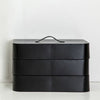 THE MARRAKECH LARGE STORAGE BOX BLACK