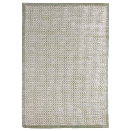 LUXE SPOTTED RUG IN BEIGE by CADRYS
