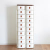 THE NEW YORK MED SHOE STORAGE WHITE
