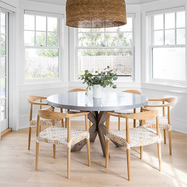 UNIQWA SWENI HORN DINING CHAIR