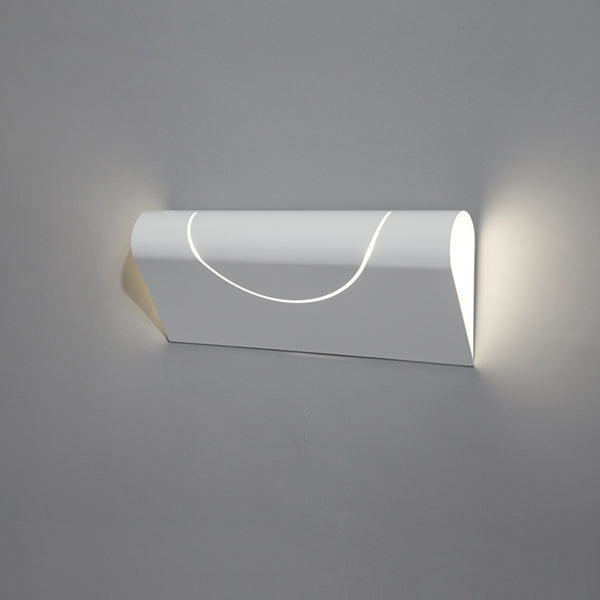 furl wall light square white the design hunter rh thedesignhunter com au