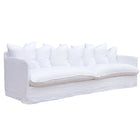 UNIQWA SINGITA SOFA WHITE