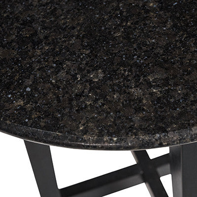 LOFT GRANITE SIDE TABLE
