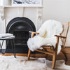 MERINO SHEEPSKIN RUG WHITE