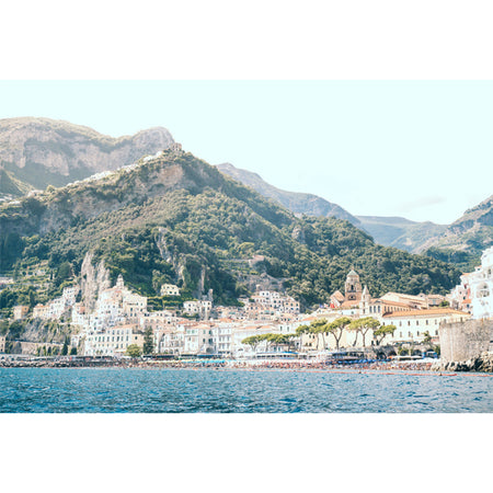AMALFI PRINT BY STEPHANIE HUNTER