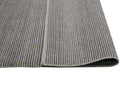 BOHEME RIBBED STEEL RUG by CADRYS