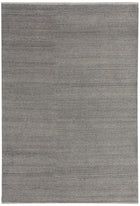 BOHEME RIBBED STEEL RUG